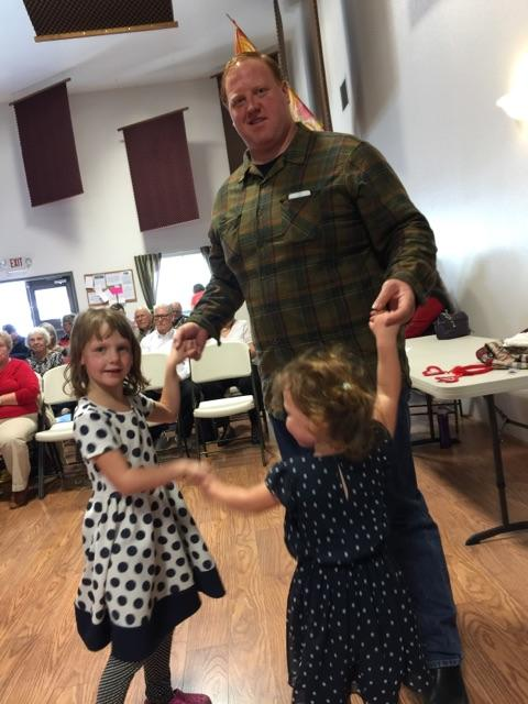 Seth and Dancing Daughters